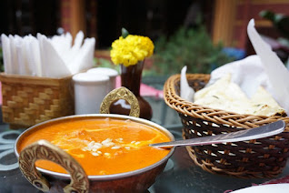Receta curry de pollo