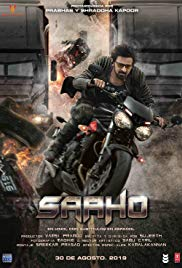 Download Saaho (2019) Full Movie HDCAM 480p