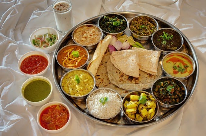 Exquisite Kathiawadi Thali Combo Recipes!!!