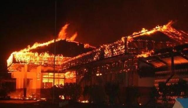 Pemko Banda Aceh Bantu Korban Kebakaran Neusu Jaya