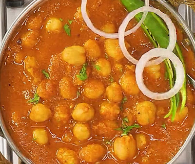How to make punjabi chole