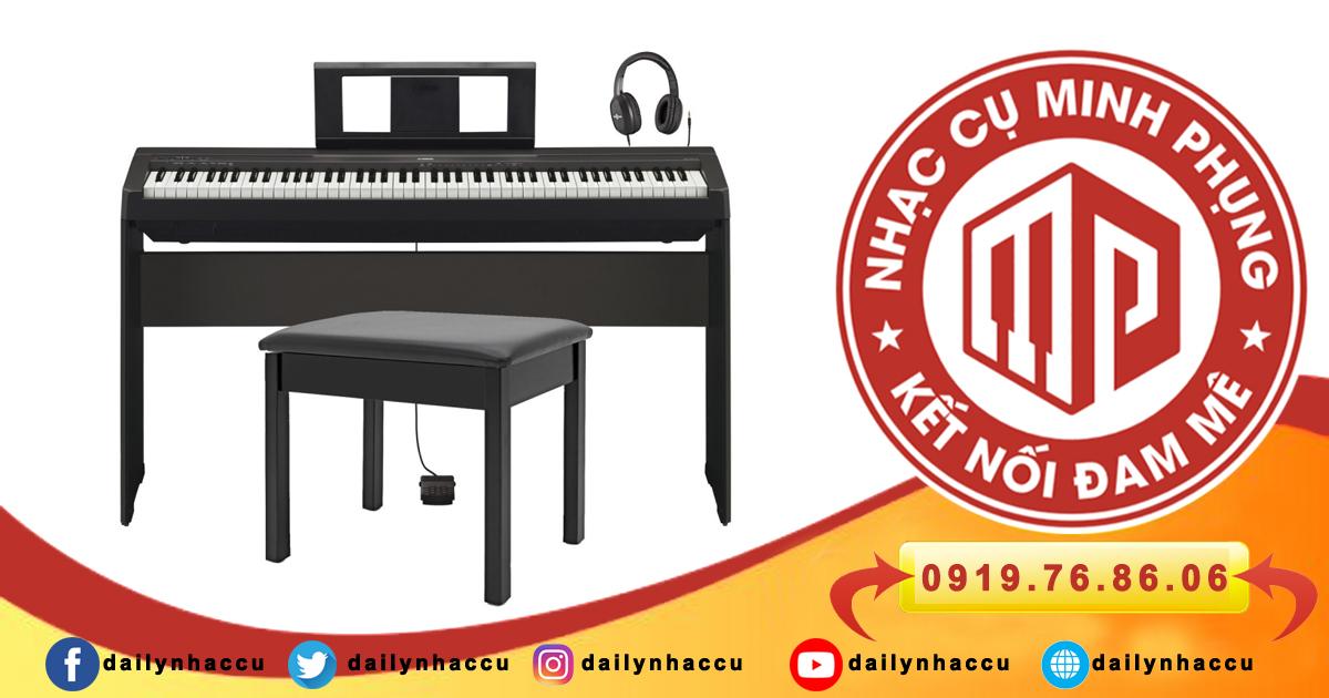 Đàn Piano Điện Yamaha P45 - Giá Tốt Nhất Thị Trường