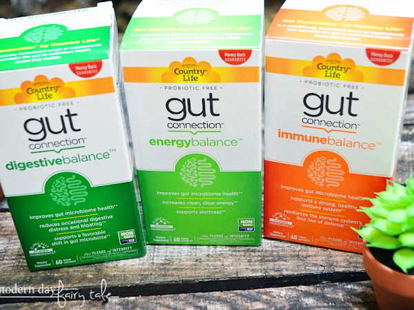 Take Care of YOU with Gut Connection by Country Life {A Review}