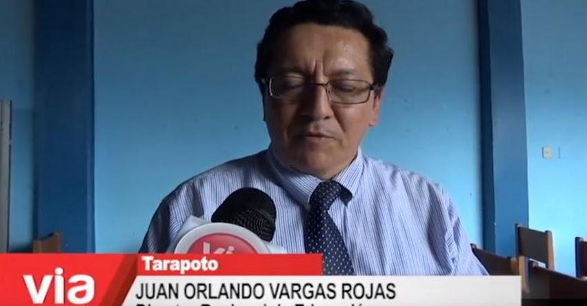 DRE San Martín cambia al jefe de operaciones en la UGEL de Tarapoto [VIDEO]