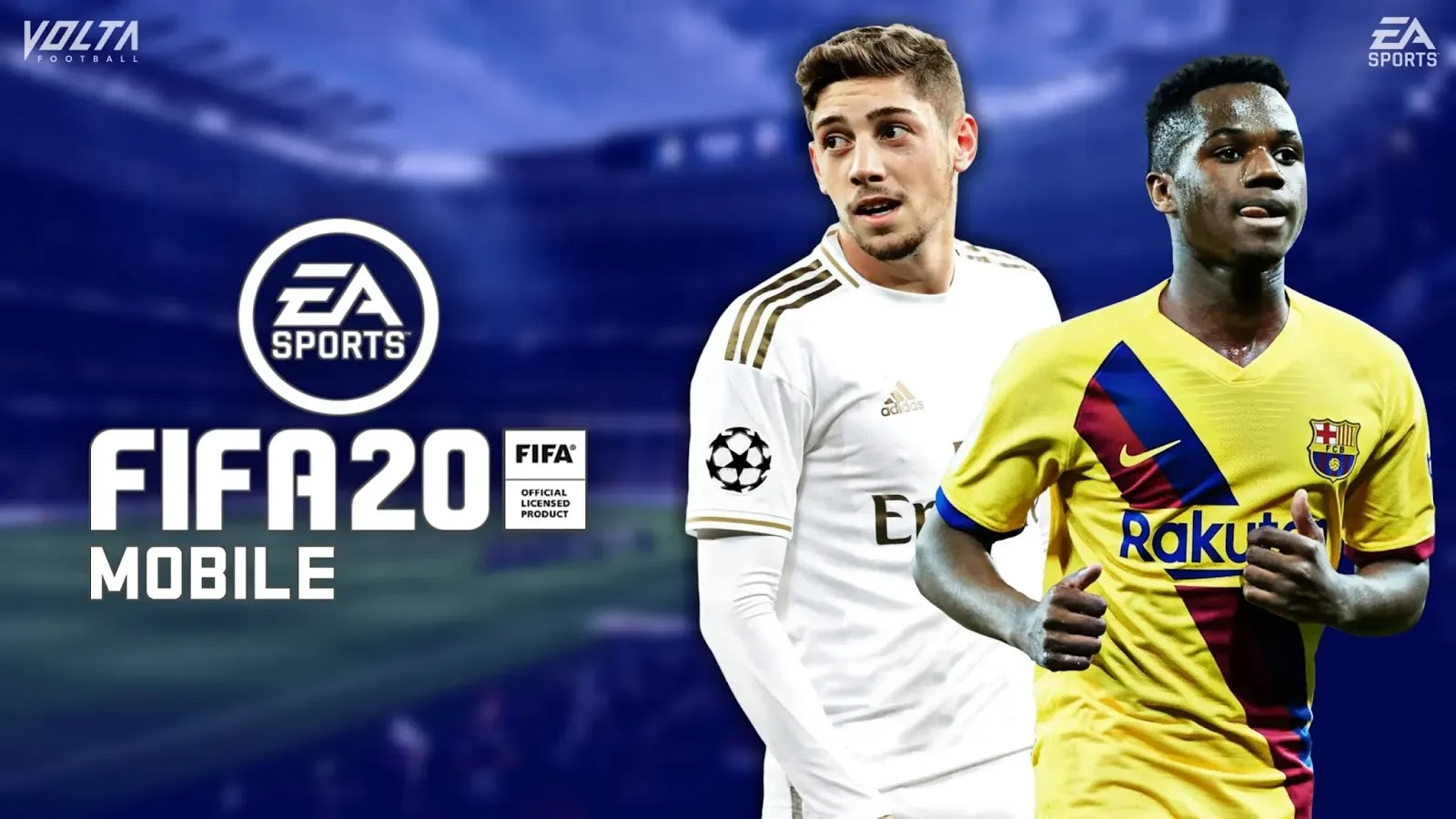FIFA 20 Mobile Android Offline 700 MB New Update