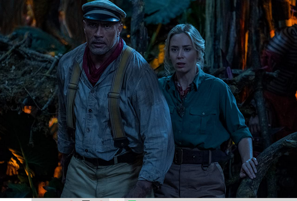 Jungle Cruise, Comedy, Action, Adventure, Fantasy, Movie Review by Rawlins, Rawlins GLAM, Rawlins Lifestyle