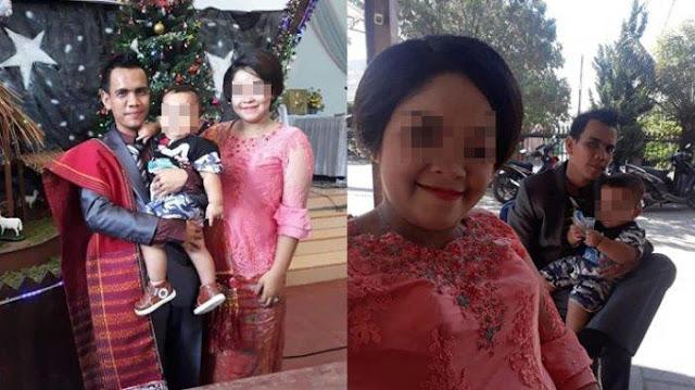 Tewas Usai Dituduh Mencuri Helm dan Dikeroyok Massa, Joni Silalahi Tinggalkan istri Yang Sedang Hamil