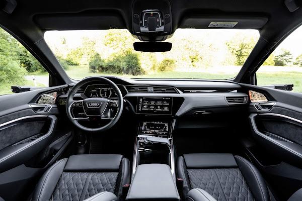 novo Audi e-Tron 2021