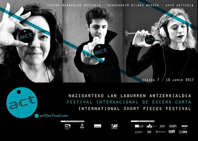 Cartel del festival ACT