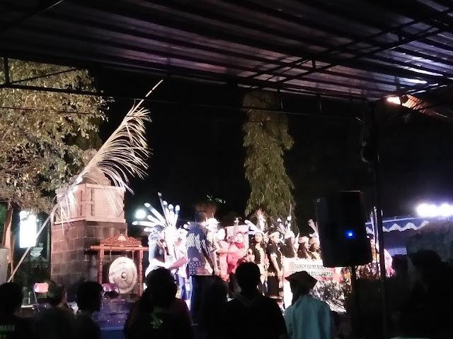Kalimantan Timur Tampilkan Tari Hudoq dalam Srawung Seni Sakral Internasional
