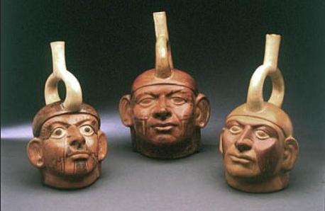 La civilización Mochica del Perú