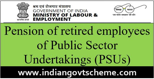 Pension+of+retired+employees