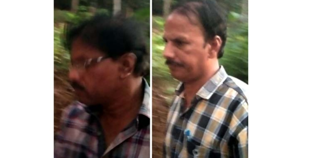 Taluk Surveyor, Head Surveyor arrested in vigilance while accepting bribe,www.thekeralatimes.com