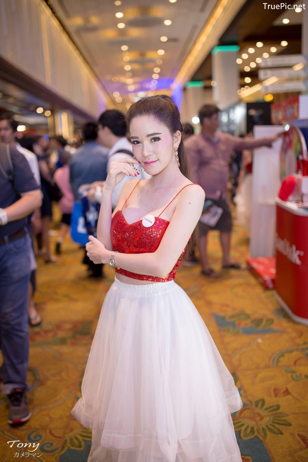 Image-Thailand-Hot-Model-Thai-PG-At-Commart-2018-TruePic.net- Picture-32