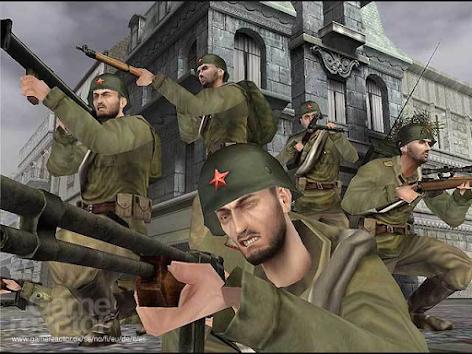 لعبة الحرب العسكرية