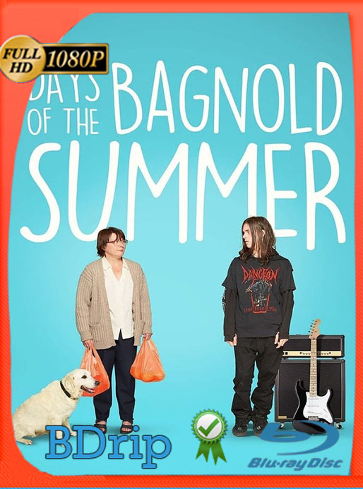 Days of the Bagnold Summer (Días de un extraño verano) (2020) BDRip Full HD 1080p Latino [GoogleDrive] [tomyly]