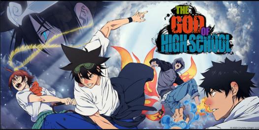 Top 5 New Anime With Overpowered Mc Animeadvice4u