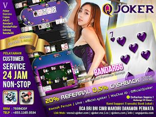 Link Alternatif QJoker Agen Sakong Online Terpercaya - www.BandarQTop.com