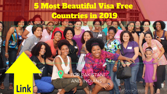 5 Most Beautiful Visa Free Countries in 2019,Latest] Visa free countries for Pakistanis in 2019