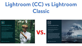 Lightroom CC VS Lightroom Classic Perbedaan Utama Dijelaskan