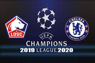 Челси - Лилль смотреть онлайн бесплатно 2 октября 2019 прямая трансляция в 22:00 МСК.