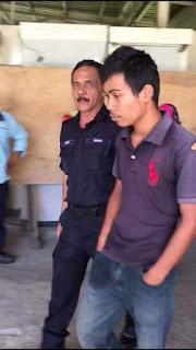 Lelaki Ditangkap Cuba Rogol Wanita Dalam Tandas Stesen Minyak
