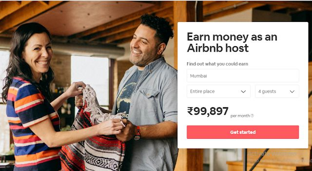 Earn Money as an Airbnb Host, How To Make Money Online Without Investment | without paying anything