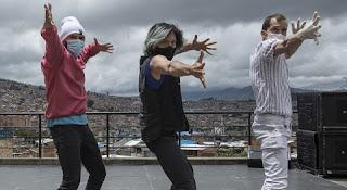 Danza en la Ciudad San Cristobal Bogota