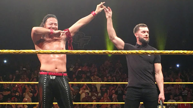 Finn Bálor - NXT vagy main roster?