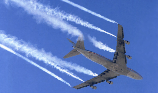 H NASA θα ψεκάσει την ατμόσφαιρα με βάριο, στρόντιο και οξείδιο του χαλκού