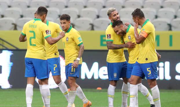 Jogadores da seleção brasileira decidem disputar Copa América no País