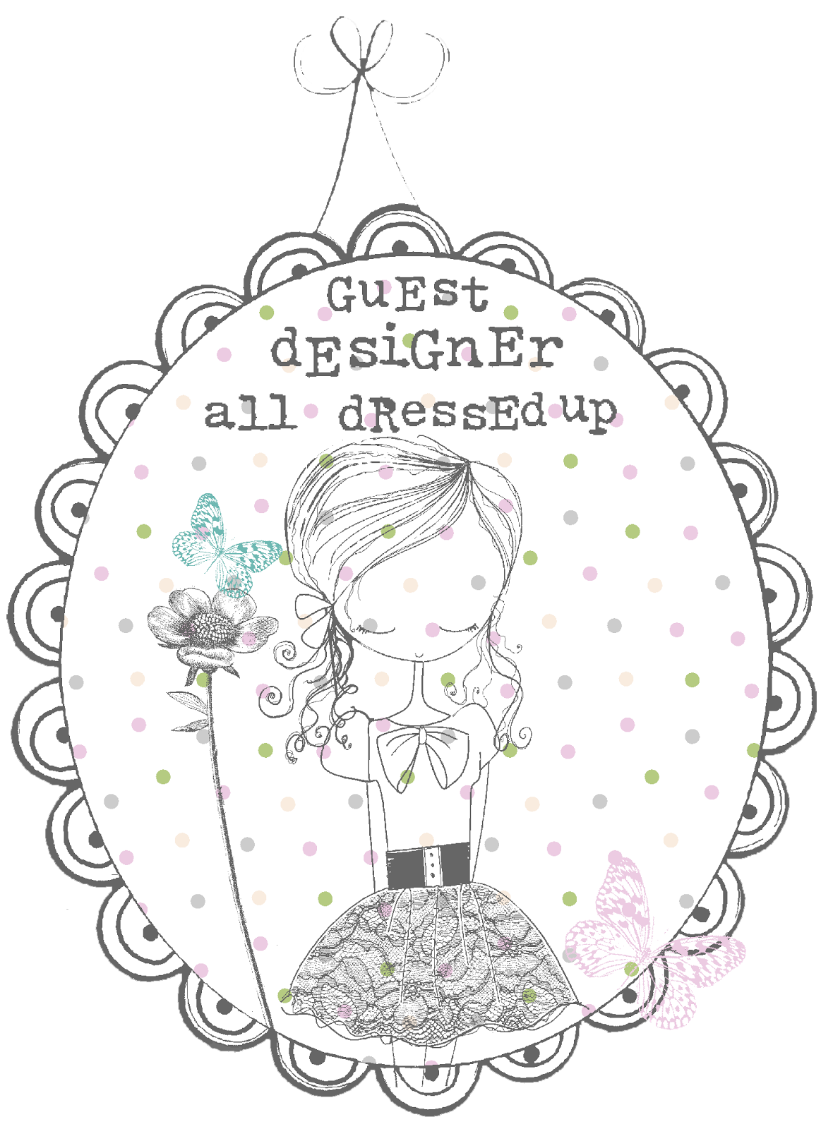 GUEST DT ALL DRESSED UP CHALLENGE   BLOG Nº35