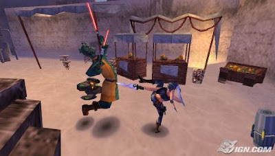 Download Star Wars Lethal Alliance ISO PPSSPP