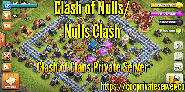 Download Null's Clash/ Clash of Nulls [LATEST] - COC Private