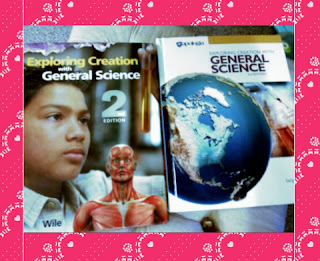 general science book covers