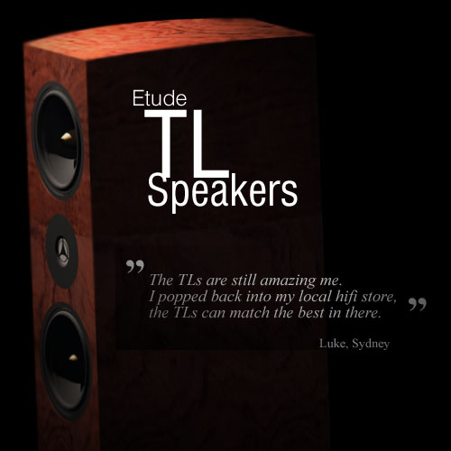 Red Spade Audio: DIY Transmission Line Speakers