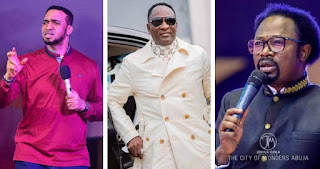 """Prophet Jeremiah Fufeyin is a Pacesetter and an icon of love and unity amongst clergymen in the country, He should be emulated"""" says Marlians TV"""