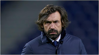 Pirlo: Juventus still fighting for Serie A title