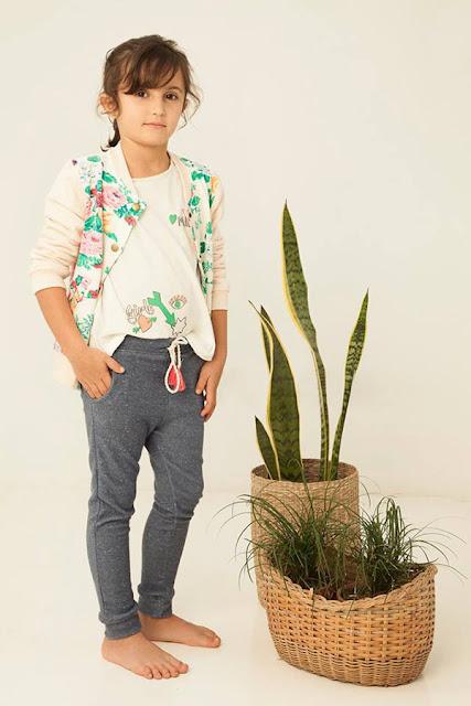Moda verano 2018 ropa para nenas.
