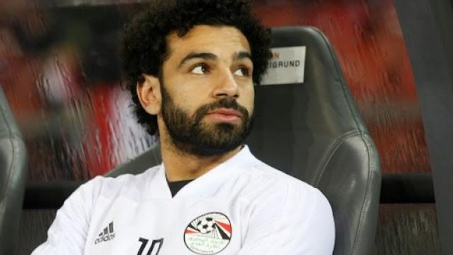 قصة مؤثرة لمحمد صلاح فى مباراة تنزانيا   جبر الخواطر