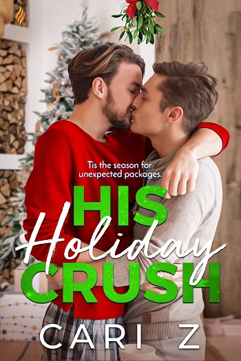His Holiday Crush by Cari Z.