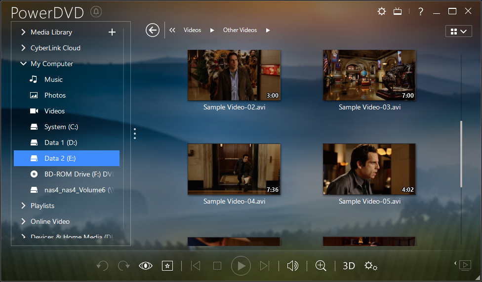 DVDFab Player Ultra 5.0.3.1 El mejor reproductor 4K Ultra HD