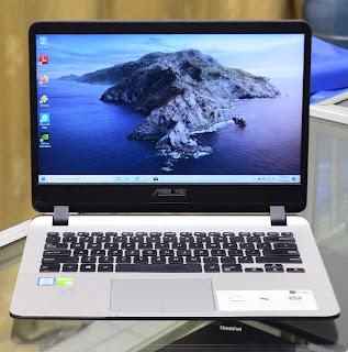 Laptop Gaming ASUS A407U Core i5 Gen.8 Double VGA