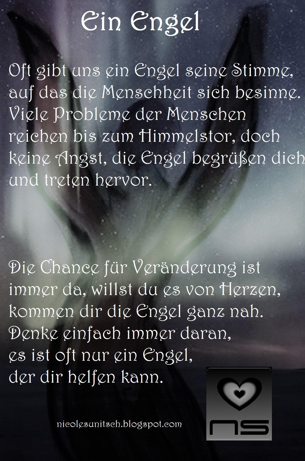 Gedichte Von Nicole Sunitsch Autorin Marz 2017