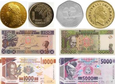 Guinea Guinean franc