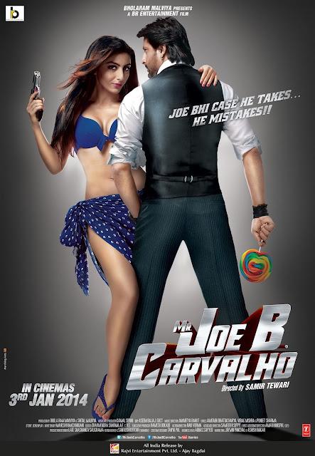 Mr Joe B. Carvalho (2014) Hindi 720p HEVC HDRip x265 AAC DD 2.0 – 600 MB