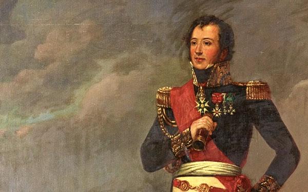 Louis-Auguste-Victor de Bourmont