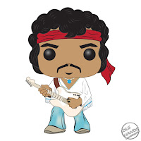 Toy Fair 2017 Funko Jimi Hendrix pop