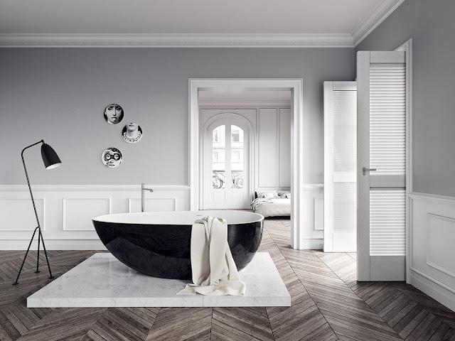 Bathroom Plumbing Design
