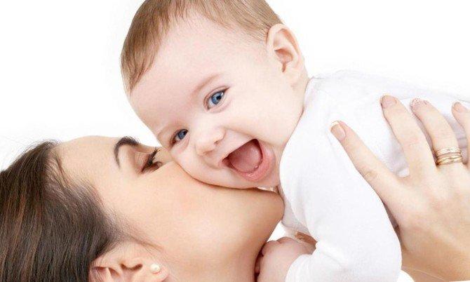 وصفات للام والطفل